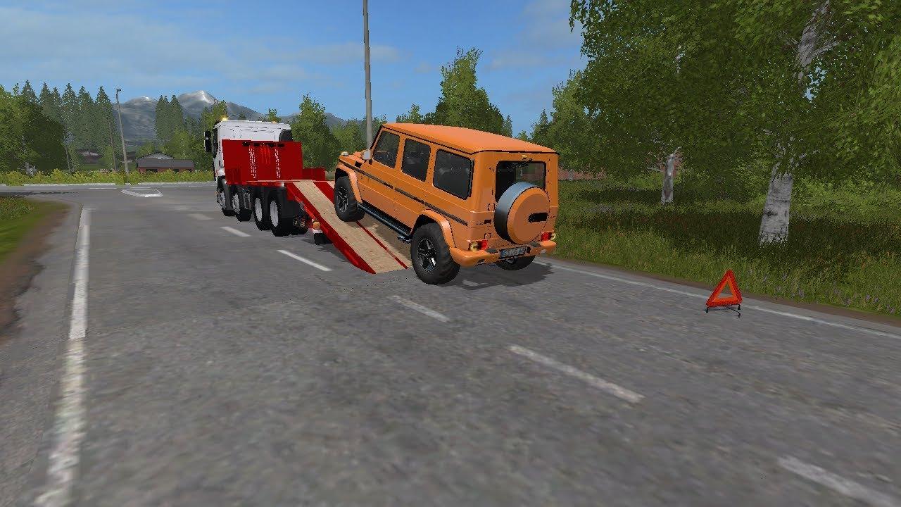 Ls17 Abschleppwagen