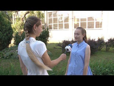 Две выпускницы гимназии №1 набрали по 100 баллов на ЦТ по русскому языку