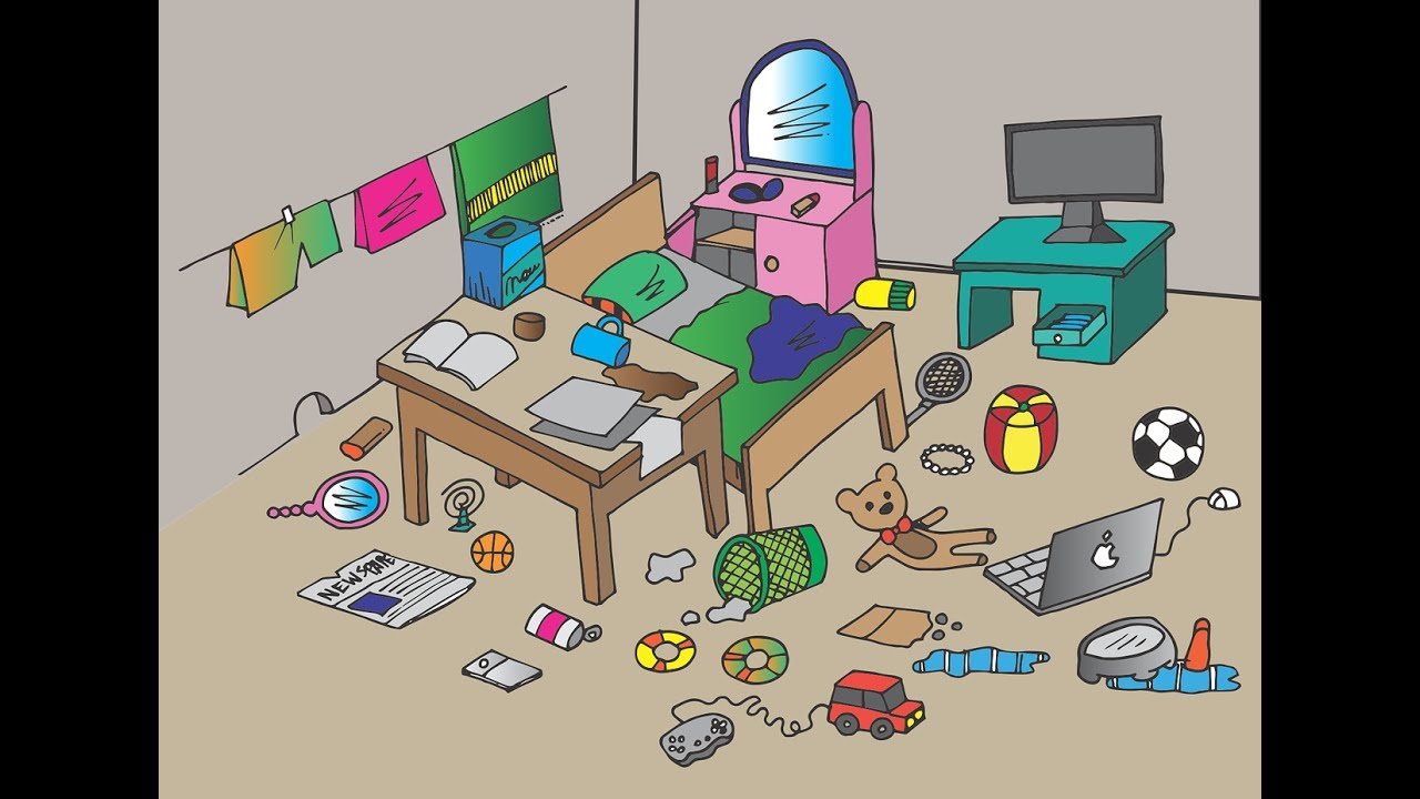 comment aider votre enfant ranger ses affaires youtube. Black Bedroom Furniture Sets. Home Design Ideas