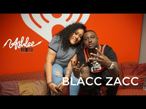 Ashlee Young - Blacc Zacc on ''Trappin Like Zacc, the upcoming Carolinas Movement & More