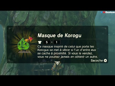 The Legend of Zelda: Breath of the Wild - La chanson de