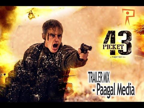 Picket-43 Trailer Mix | Picket-43 + Behind Enemy Lines | Paagal Media