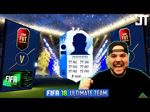 TEAM OF THE GROUP STAGE PACK OPENING! - FIFA 18 ULTIMATE TEAM