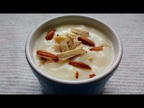 Instant Rabdi With Condensed Milk. Rabdi Recipe. Sweet Recipe.