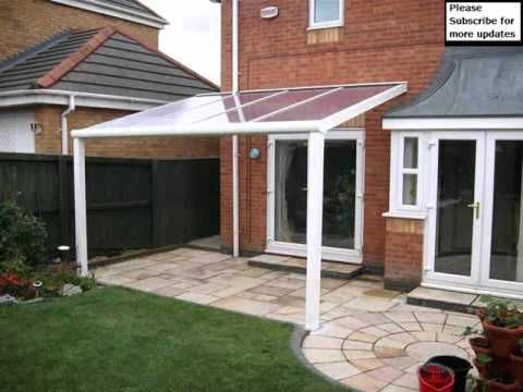 Veranda Design Ideas | Veranda Covering Roof - YouTube