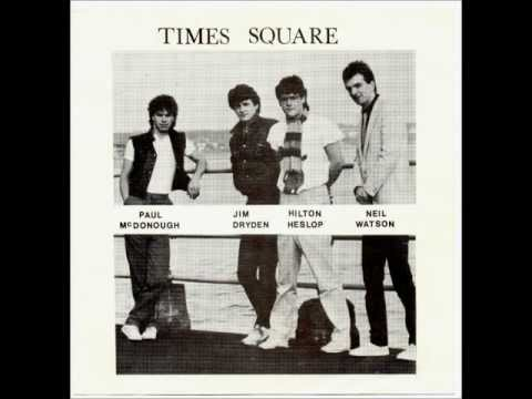Times Square - Joanne 7 inch Single