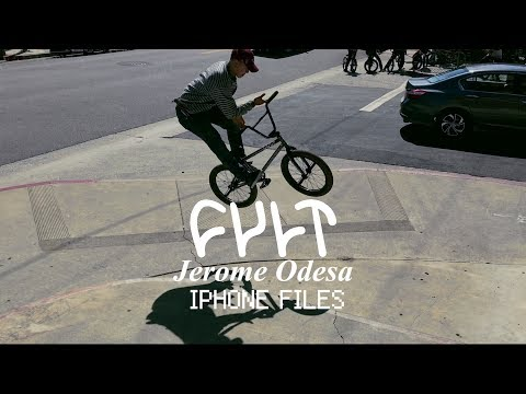CULTCREW/ IPHONE FILES/ JEROMIE ODESA Feat RYDER POYE