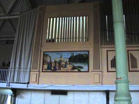 Visite de l'Orgue Christie du Gaumont-Palace