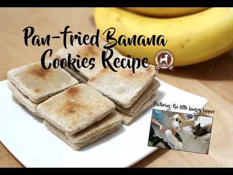 pan-fried-banana-cookies-recipe-(no-bake!)