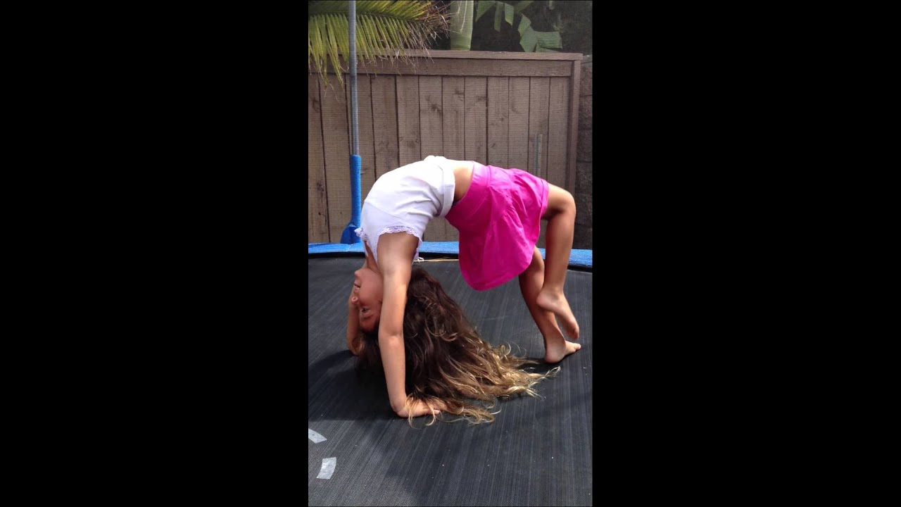 Backbend kickover