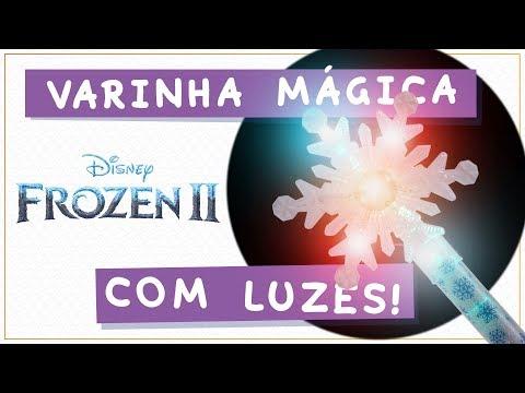 FROZEN 2 -  Varinha Magica com Luzes (REF. 33120)