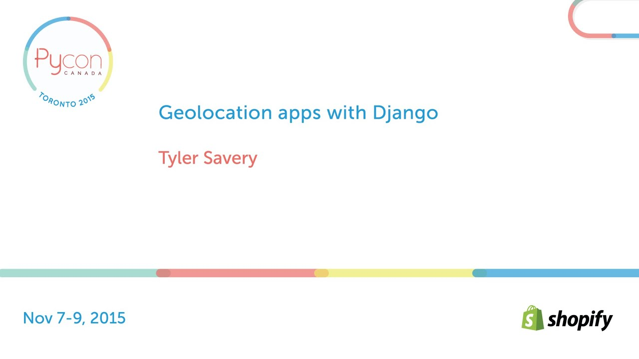 Image from Geolocation apps with Django