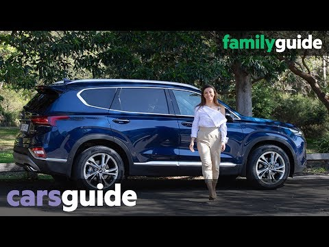 Hyundai Santa Fe Highlander 2018 review