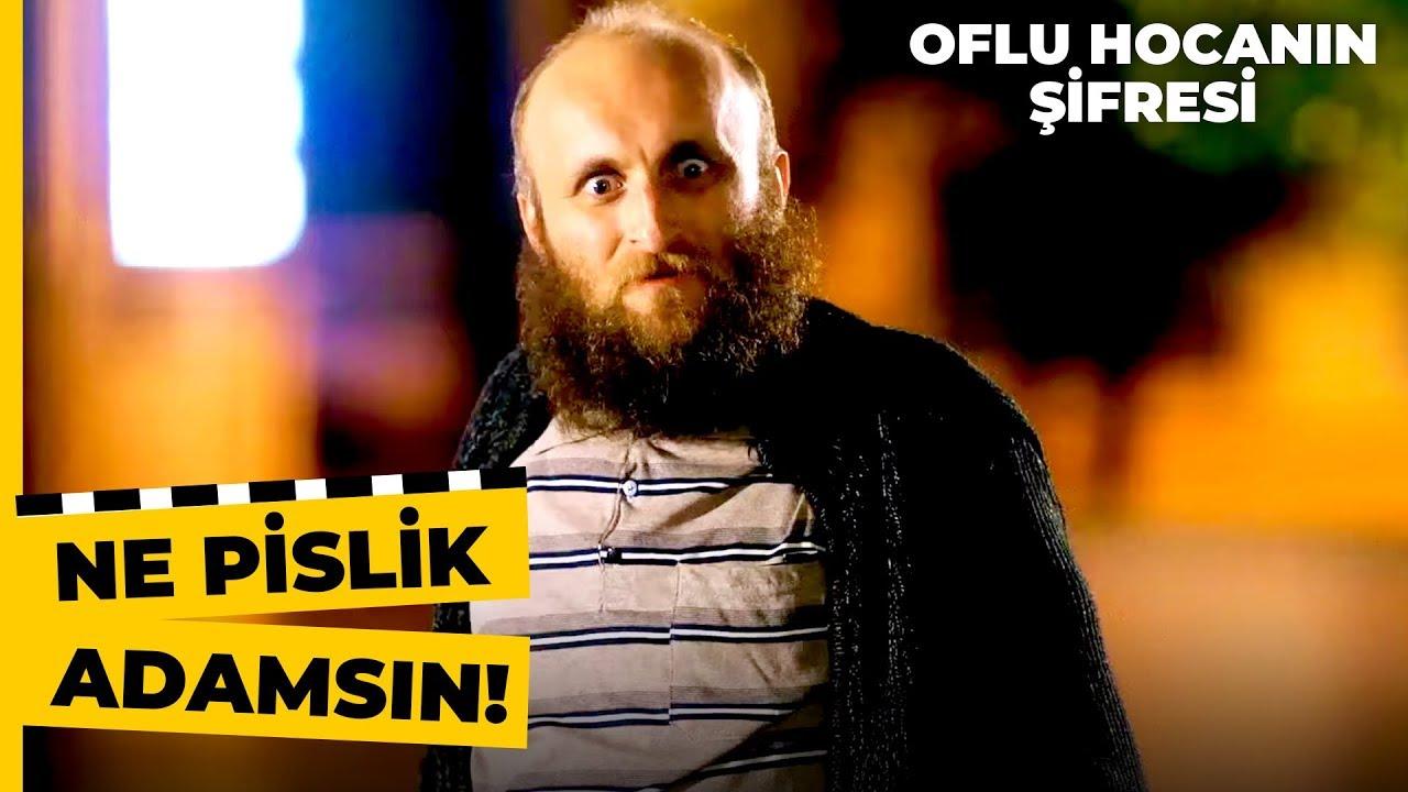 Ahmet, Oflu Hocanın Üzerine İşiyor - Oflu Hocanın Şifresi