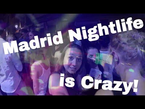 An American Experiences Madrid Bar Hopping! // 040