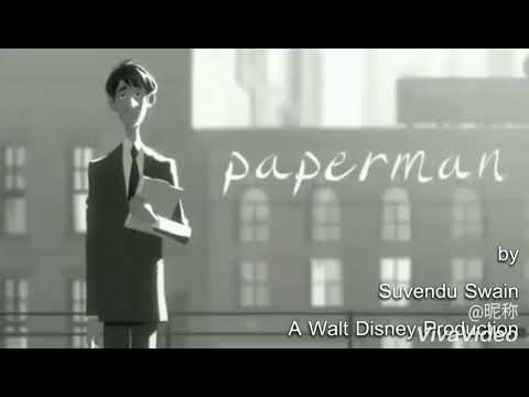 New Love song 2017 paperman video-Horror...