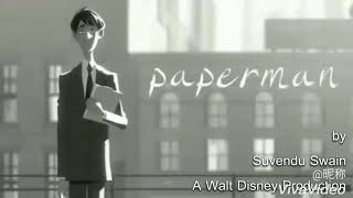 New Love song 2017 paperman video-Horror mashup mix ❤