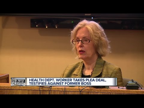 Flint Water Crisis, Star witness, testifies against  Director of Michigan Department of Health and H