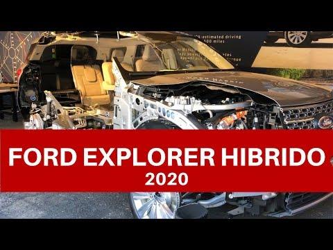 2020 Ford Explorer Hybrid (Primer Explorer HÍBRIDO) - Camionetas SUV