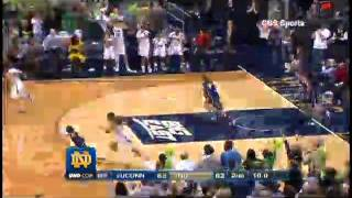 #3 Notre Dame vs. #2 UConn Highlights 1-7-12