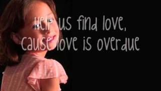 Rhema Marvanne - Note To God (with lyrics)