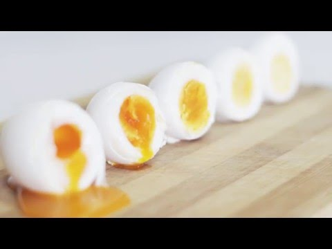HOW LONG SHOUD YOU BOIL EGGS?