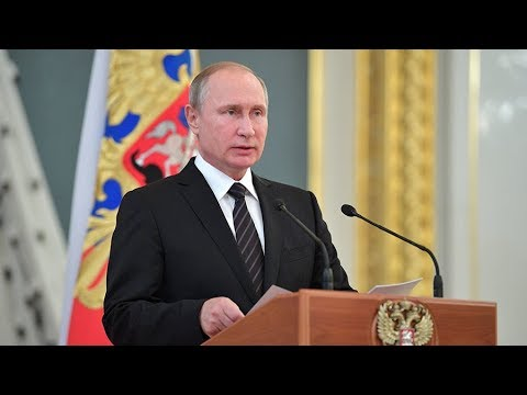 Putin: The world is getting more chaotic, but we hope that common sense will prevail streaming vf