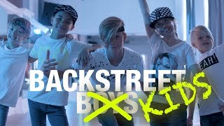 Baixar Backstreet Boys: Dance Challenge - Kids Edition
