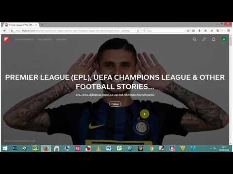 Flipboard. Video tutorial: crear cuenta, crear revistas, añadir y eliminar noticias