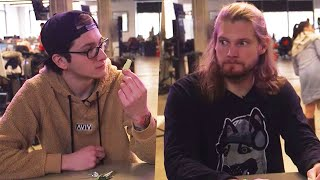 Barstool Sports Tries Wasabi Kit Kats