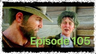 Red Dead Redemption 2 Episode 105 - Fatherhood, For Beginners