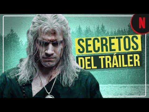 The Witcher | Los secretos detrás del primer tráiler
