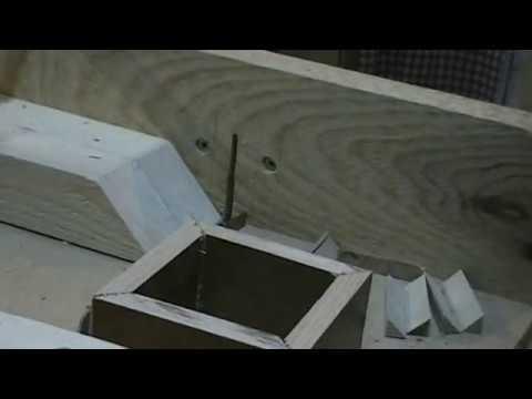une autre fa on de fabriquer une petite boite en bois. Black Bedroom Furniture Sets. Home Design Ideas