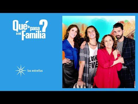 ¿Qué le pasa a mi familia?: Lo único que quiere es mantener unida a su familia   Muy pronto