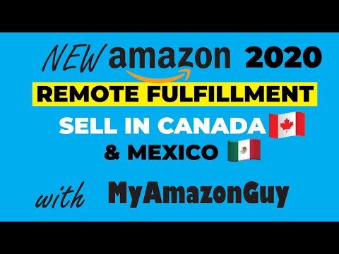 NEW 2020 NARF - Sell In Canada & Mexico With Amazon's North America Remote Fulfillment (NARF)