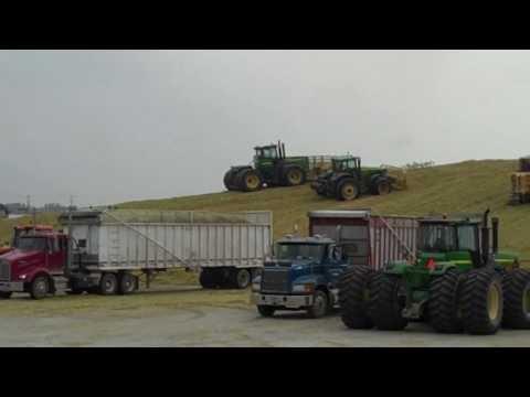 Rosendale Dairy Corn Silage Harvest '09