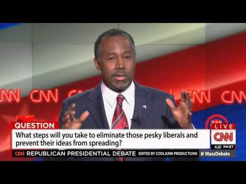 [Youtube Poop] 2016 Texas Republican Primary Debate