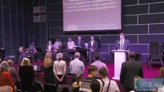 Богослужение в церкви