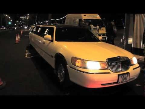 VOSA & Met Police Stretch Limousine Crackdown in London December 2012
