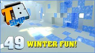 Winter Fun, lots of fun!! | Truly Bedrock Season 2 Episode 49 | Minecraft Bedrock Edition