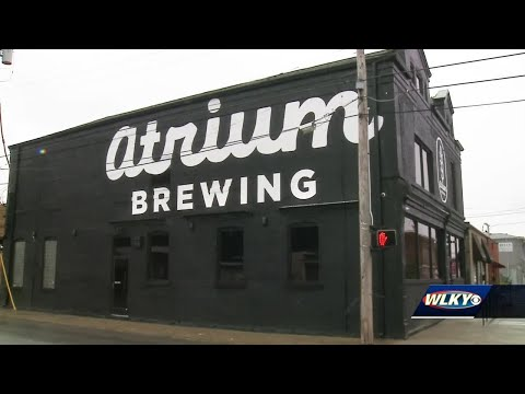Atrium Brewing Opens Taproom In Shelby Park