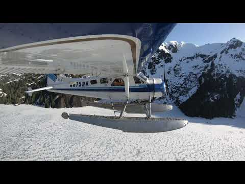 Flightseeing In Misty Fjords National Monument