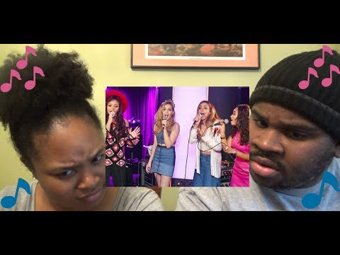LITTLE MIX - WHITNEY HOUSTON COVER TRIBUTE - REACTION
