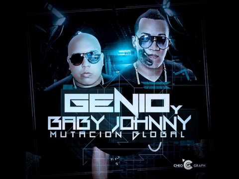 Genio & Baby Johnny Tiene Miedo Men