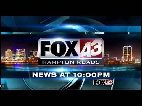 WVBT (Fox) Norfolk 10:00pm News