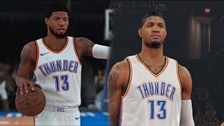 NBA 2K18 vs NBA 2K15 Screen Shots Comparison & Body Built