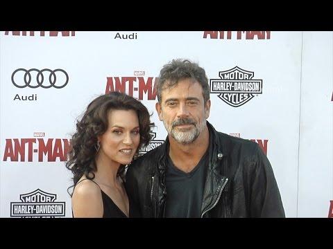 Jeffrey Dean Morgan & Hilarie Burton // Marvel's Ant-Man World Premiere Red Carpet