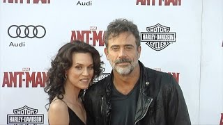 Jeffrey Dean Morgan & Hilarie Burton // Marvel's Ant-Man World Premiere Red Carpet