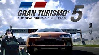 🔥 GRAN TURISMO 5 - ВОЛНА НОСТАЛЬГИИ ЗАПОЛОНИЛА ДУШУ!!! Первая тачка — Toyota Trueno BZ-R '98