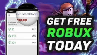 How To Get FREE ROBUX HACK | FREE ROBLOX ROBUX METHOD 2019